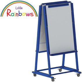 Little Rainbows Mobile Magnetic Display Easel £130 - Display/Presentation