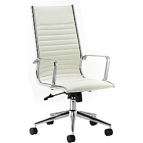 Leather Faced Manager Chair Leather Office Chairs 200 300