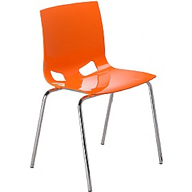 Fondo Designer Stacking Chairs £68 -