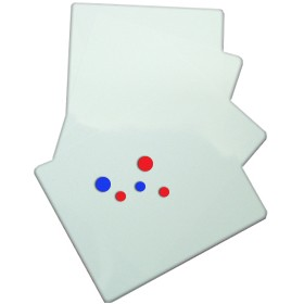 Rigid A4 Magnetic Laptop Whiteboards - Multipacks £82 - Display/Presentation