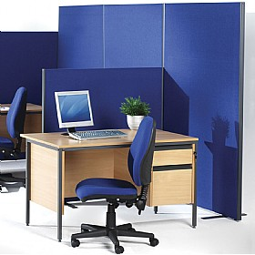 Commercial Freestanding Acoustic Partition Screens £0 - Office Screens