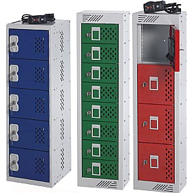 In Charge Personal Item Lockers £0 -