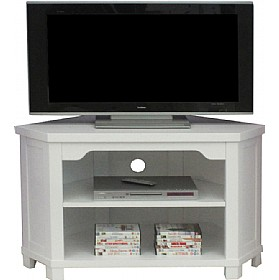 Canterbury Solid Ash TV Cabinet £312 - Home Office Furniture