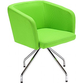 Hello Spyder Base Reception Chairs £256 -