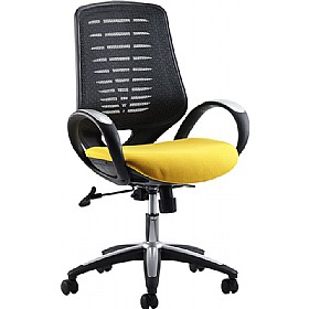 Flexion Fabric & Mesh Office Chairs £165 - Office Chairs