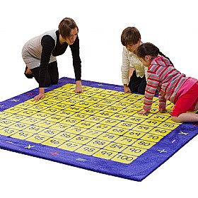 Counting Grid Carpet £0 - Education Furniture