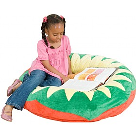 Back To Nature Flower Petal Floor Cushion £0 - Education Furniture