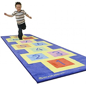 Hopscotch Carpet £82 - Education Furniture