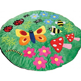 Back To Nature Giant Snuggle Mat £0 - Education Furniture