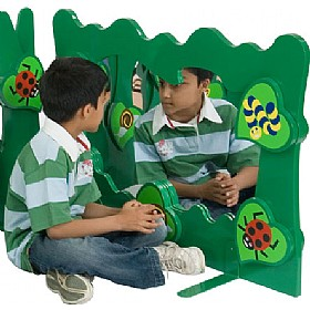 Back To Nature Hedge Interactive Room Divider £0 - Education Furniture