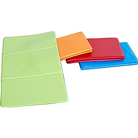 3 Section Folding Activity Mat (Pack Of 24) £0 - Education Furniture