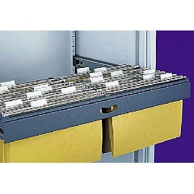 Silverline Kontrax & Executive Cupboards Roll Out Suspension Filing Frame £61 - Office Cupboards