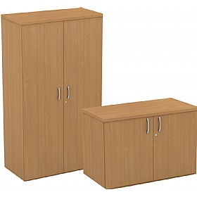 Alpha Plus Systems Storage Cupboards £238 -