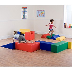 Softplay Activity Set 3 £490 - Education Furniture