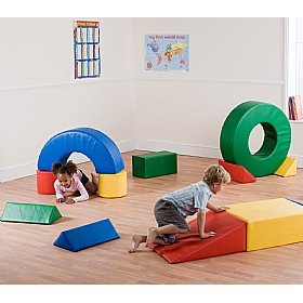 Softplay Activity Set 4 £0 - Education Furniture
