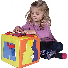 Getting Ready Cube £0 - Education Furniture