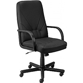 System Fabric Manager Chair £124 - Office Chairs