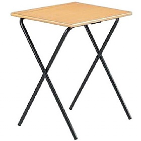 NEXT DAY Folding Exam Desk - Minimum Quantity 10 £0 - Education Furniture