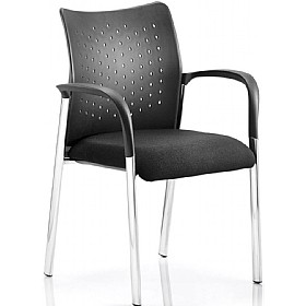 Messi Stackable Visitor Chair £103 - Office Chairs