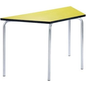 Trapezoidal Equation Tables £0 - Education Furniture