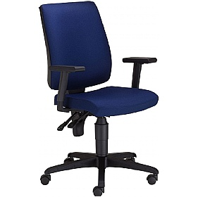 Taktik Fabric Task Chair £158 - Office Chairs