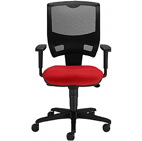 NEXT DAY Officer Net Mesh Back Task Chair £200 - Office Chairs