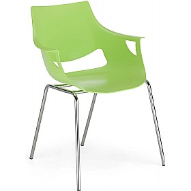 NEXT DAY Fano Stacking Chair £74 - Bistro Furniture