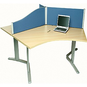 Unite Straight Desktop Screens £0 - Office Screens