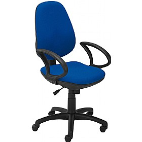 Flex High Back Operator Chairs £81 - Office Chairs