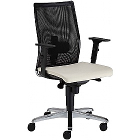 Intrata Manager Mesh Back Chair £246 - Office Chairs