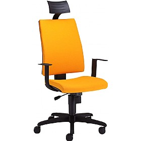 Intrata Operative Chair With Headrest £167 - Office Chairs