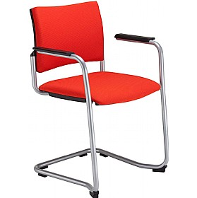 Intrata Cantilever Visitor Chairs £159 - Office Chairs