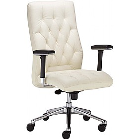 Chester Executive Leather Chair £368 - Office Chairs