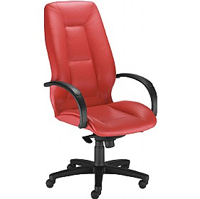 Formula Executive Leather Chair £423 - Office Chairs