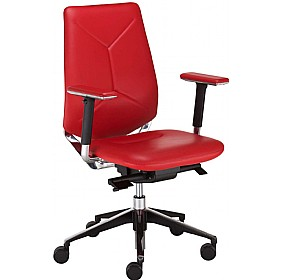 Next_U Executive Leather Chair £368 - Office Chairs