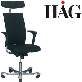 HAG H04 4650 Grande Chair £748 - Office Chairs