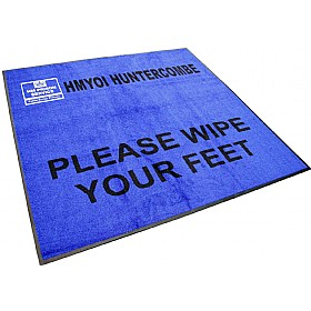 Coba Logomat Entrance Mats £371 - Premises Management