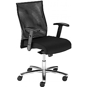 Neo Lux Executive Mesh Chair £254 - Office Chairs