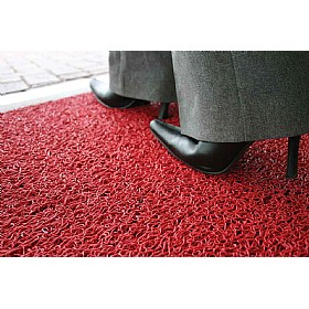 Coba Unbacked Loopermat Entrance Mats £83 - Premises Management