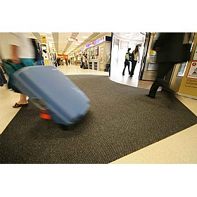 Coba Toughrib Diagonal Entrance Matting £59 - Premises Management