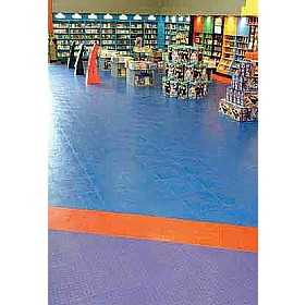 Coba Tough-Lock Flooring Tiles £23 - Premises Management