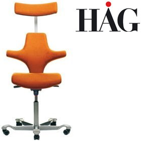 HAG Capisco 8127 Chair £849 - Office Chairs
