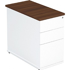 Presence Heavy Duty Desk High Pedestals £213 - Office Desks
