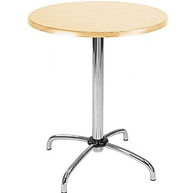 Style Round Cafe Table £79 - Bistro Furniture