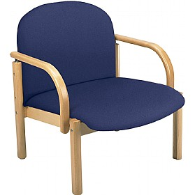 Harlekin Reception Armchairs £165 - Reception Furniture