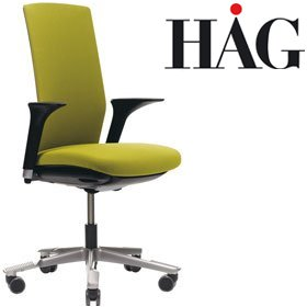 HAG Futu Chair 1020F FutuKnit Green £493 - Office Chairs