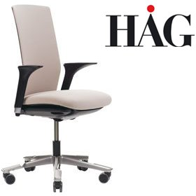 HAG Futu Chair 1020F FutuKnit Sand £493 - Office Chairs