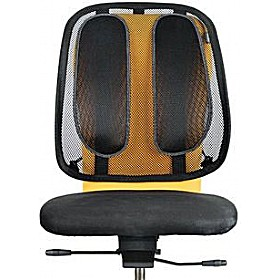 Fellowes Office Suites Mesh Back Support £65 - Office Chairs