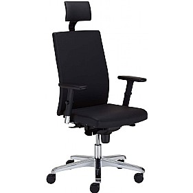 SIT.ON Plus Executive Operator Chair With Headrest £332 - Office Chairs