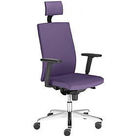 SIT.ON Executive Operator Chair With Headrest £315 - Office Chairs